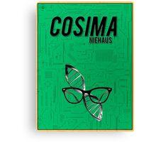 Cosima Niehaus minimalist poster Canvas Print