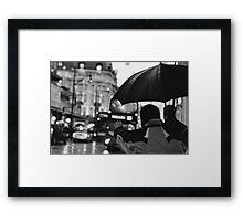 Oxford Street, London Framed Print