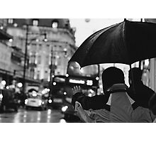 Oxford Street, London Photographic Print