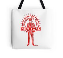 Bonjour ma belle New York by Francisco Evans ™ Tote Bag