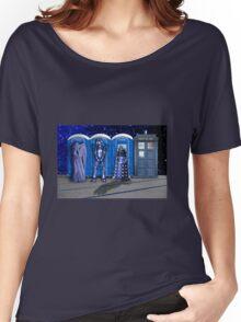 Port-a-TARDIS Women's Relaxed Fit T-Shirt