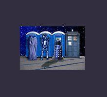 Port-a-TARDIS Unisex T-Shirt