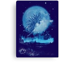 night walkers Canvas Print