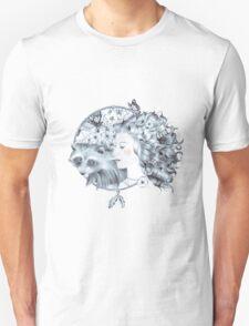 Behind my Dream Curtain Unisex T-Shirt
