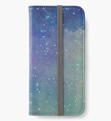 Deep space iPhone Wallet/Case/Skin
