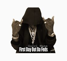 Gucci Mane Is Back With 'First Day Out Da Feds' Unisex T-Shirt