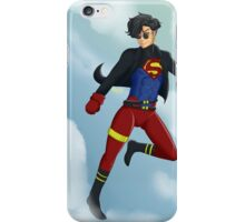 90s Superboy iPhone Case/Skin