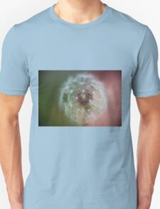 Italian flag dandelion T-Shirt