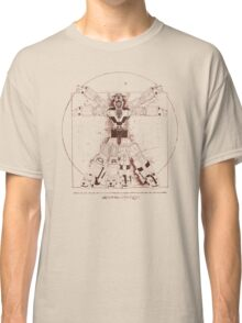 Voltruvian Man Classic T-Shirt