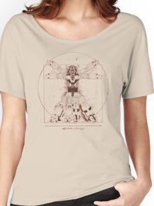 Voltruvian Man Women's Relaxed Fit T-Shirt