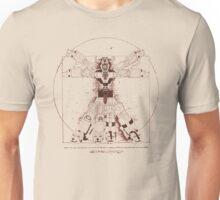 Voltruvian Man Unisex T-Shirt