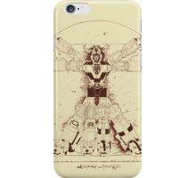 Voltruvian Man iPhone Case/Skin