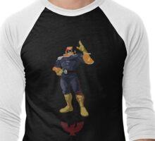 Captain Falcon - Super Smash Brothers Men's Baseball ¾ T-Shirt