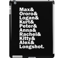 Max's Team iPad Case/Skin