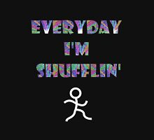Shufflin' Womens Fitted T-Shirt