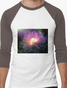 Dreamland magical flower Men's Baseball ¾ T-Shirt