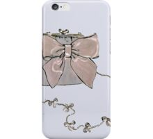 Bow Purse iPhone Case/Skin