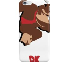 Donkey Kong iPhone Case/Skin