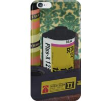 Obsolete Film - V1 iPhone Case/Skin