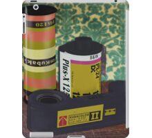Obsolete Film - V1 iPad Case/Skin