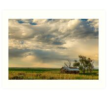 Country Air Art Print