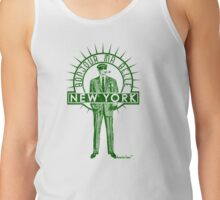 Bonjour ma belle New York by Francisco Evans ™ Tank Top