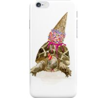 Party Turtle iPhone Case/Skin