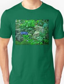 Housewarming Greeting - Fairy Landscape Unisex T-Shirt