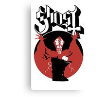 Ghost (Ghost BC) Minnesota Opus Eponymous Canvas Print