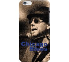 Chicago Blues iPhone Case/Skin