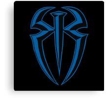 roman reigns logo Canvas Print