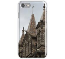 Roof of a Catholic Church in Ibarra iPhone Case/Skin