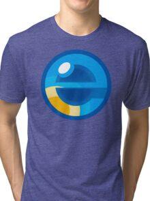Emblem Charge! Tri-blend T-Shirt
