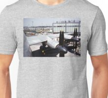 Contra-Rotating Propellers Unisex T-Shirt
