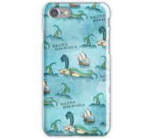 Balena Horrenda iPhone Case/Skin