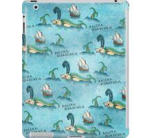 Balena Horrenda iPad Case/Skin