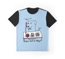 this is dog Graphic T-Shirt