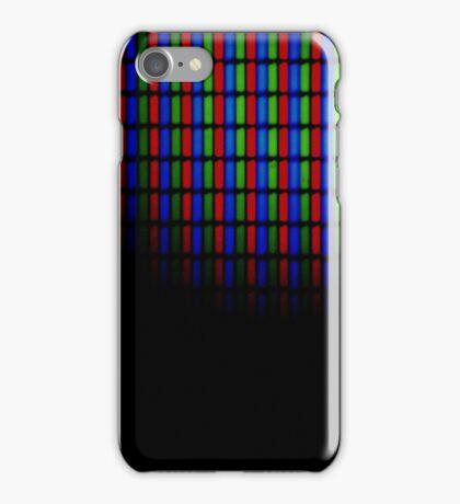 Pixel Lights iPhone Case/Skin