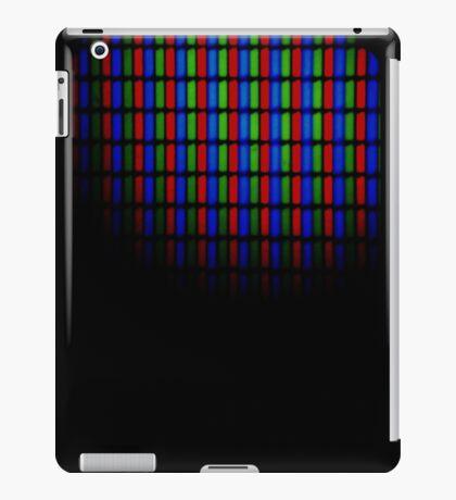 Pixel Lights iPad Case/Skin