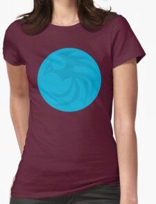 DRIVE=GARUBURN Womens Fitted T-Shirt