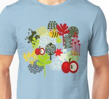 Bee and apple Unisex T-Shirt
