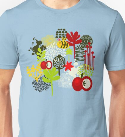 Bee and apple T-Shirt