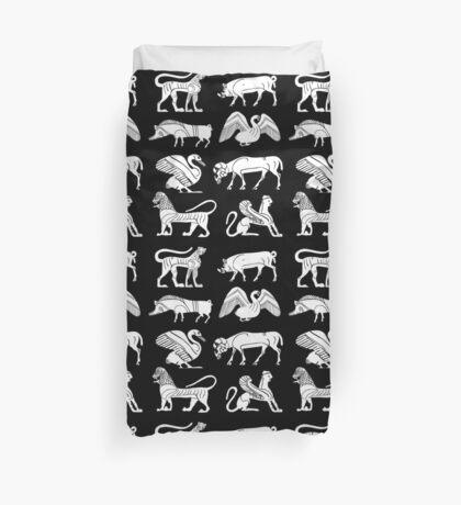 Ancient Greece Duvet Cover