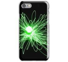 Laser Atom iPhone Case/Skin