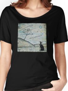 Watership Down Encaustic Women's Relaxed Fit T-Shirt