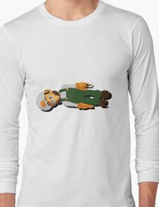 Luigi - Super Smash Brothers Long Sleeve T-Shirt
