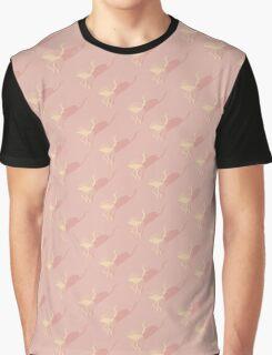 Crane's Shadow Graphic T-Shirt