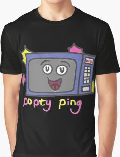 Popty ping Graphic T-Shirt