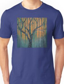 Winter Forest Unisex T-Shirt