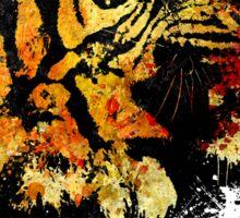 Panthera Tigris Sticker